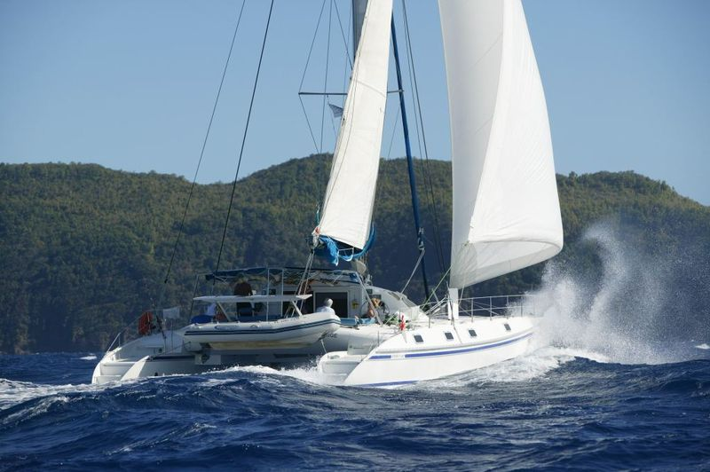 Outremer  55 (Sailing Yacht)