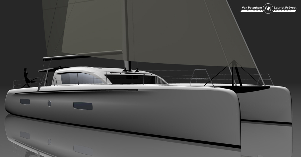 Outremer  5X (Voilier)