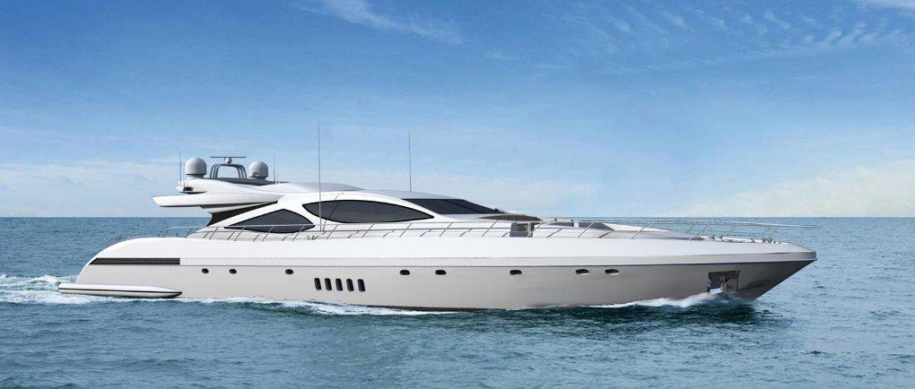 Mangusta Yachts Mangusta 110 (Motor Yacht)