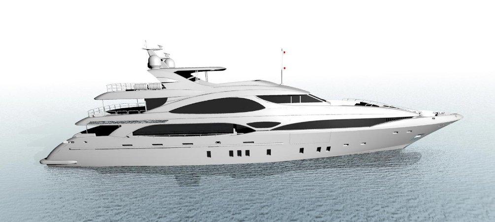 Mangusta Yachts Mangusta Oceano 148 (Motor Yacht)