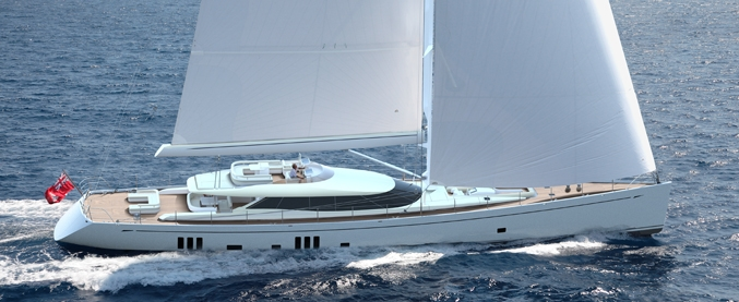 Oyster 125 Flybridge (Sailing Yacht)