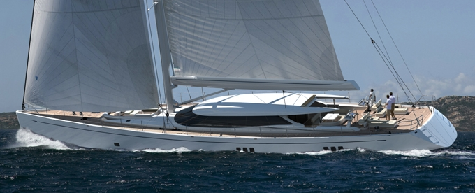 Oyster 125 Raised Saloon (Sailing Yacht)