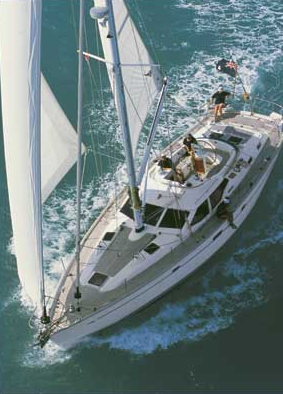 Oyster 49 Deck Saloon (Sailing Yacht)