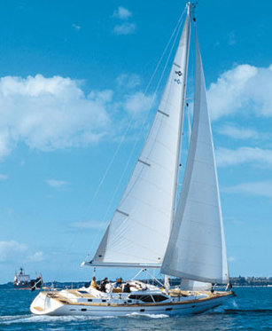 Oyster 53 Deck Saloon (Sailing Yacht)