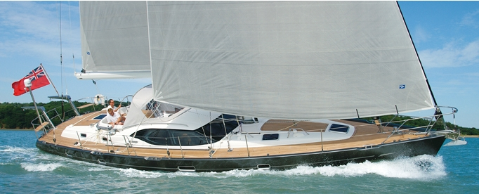 Oyster 54 (Sailing Yacht)