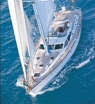 Oyster 56 Deck Saloon (Voilier)