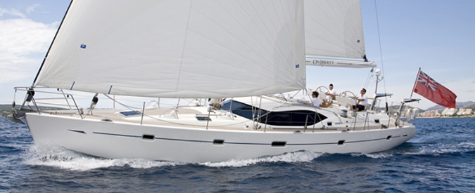 Oyster 575 (Sailing Yacht)