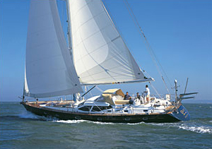 Oyster 62 Deck Saloon (Voilier)