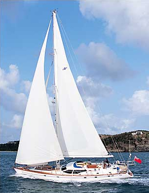 Oyster 68 Deck Saloon (Sailing Yacht)