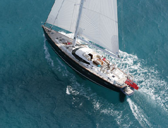 Oyster 82 Deck Saloon (Voilier)
