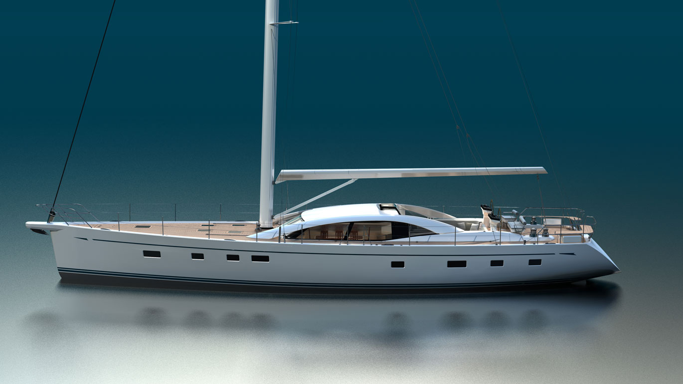 Oyster 825 (Sailing Yacht)