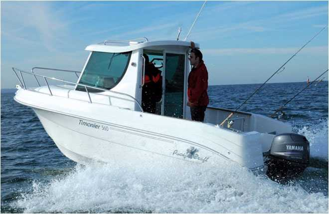 Pacific Craft 560 Timonier (Pêche)