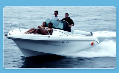 Pacific Craft 570 WA (Pêche Promenade)