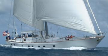 Palmer Johnson <strong>Aria</strong> (Sailing Yacht)