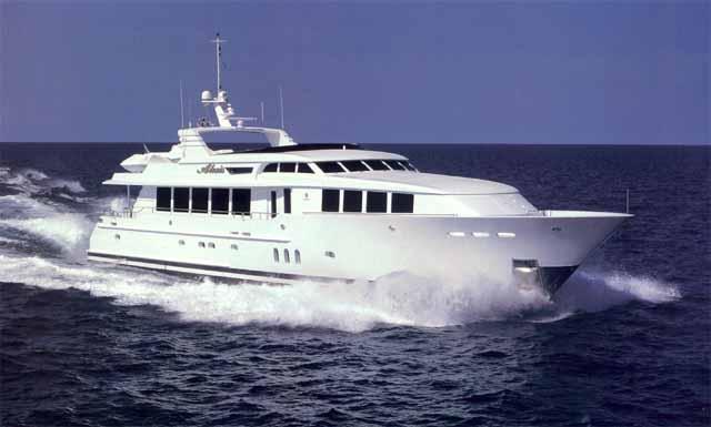 Palmer Johnson <strong>Big City</strong> (Motor Yacht)
