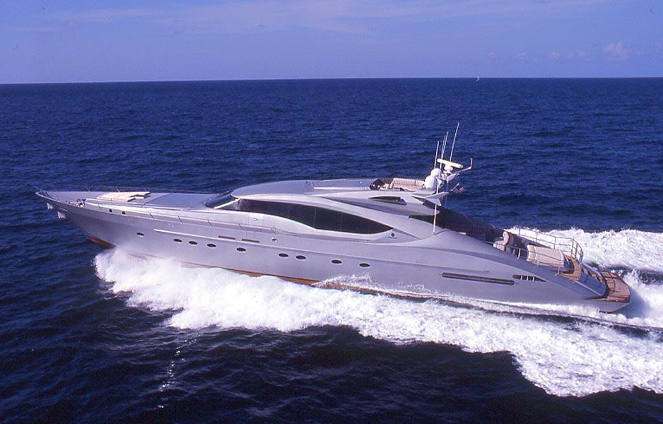 Palmer Johnson PJ 120 <strong>Birgitta - ex Cover Drive</strong> (Motor Yacht)