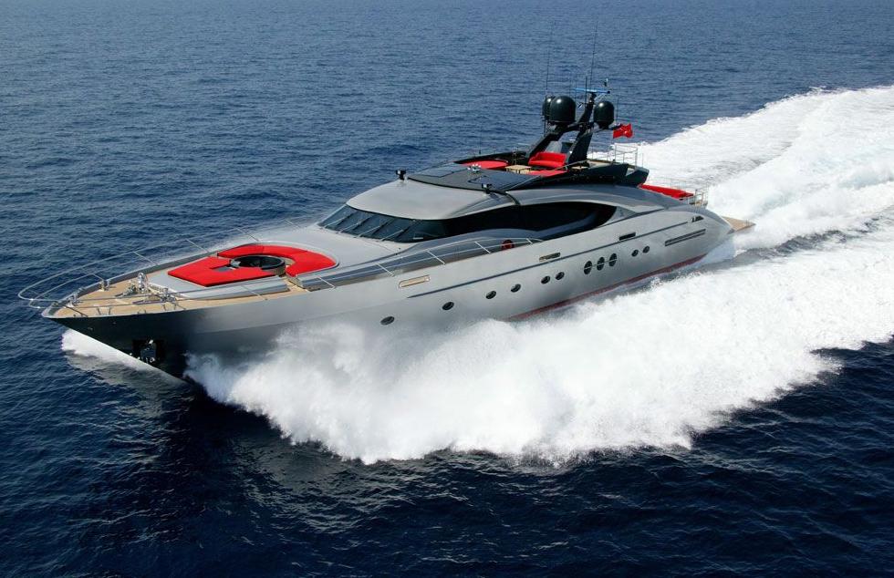Palmer Johnson PJ 135 <strong>Dragon</strong> (Motor Yacht)