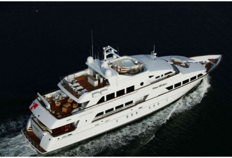 Palmer Johnson <strong>Four Wishes</strong> (Motor Yacht)