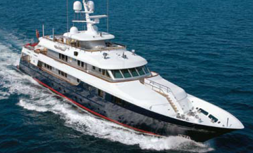 Palmer Johnson <strong>Helios 2 -ex Anson Bell</strong> (Motor Yacht)