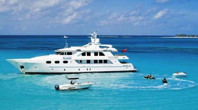 Palmer Johnson <strong>Incentive</strong> (Motor Yacht)