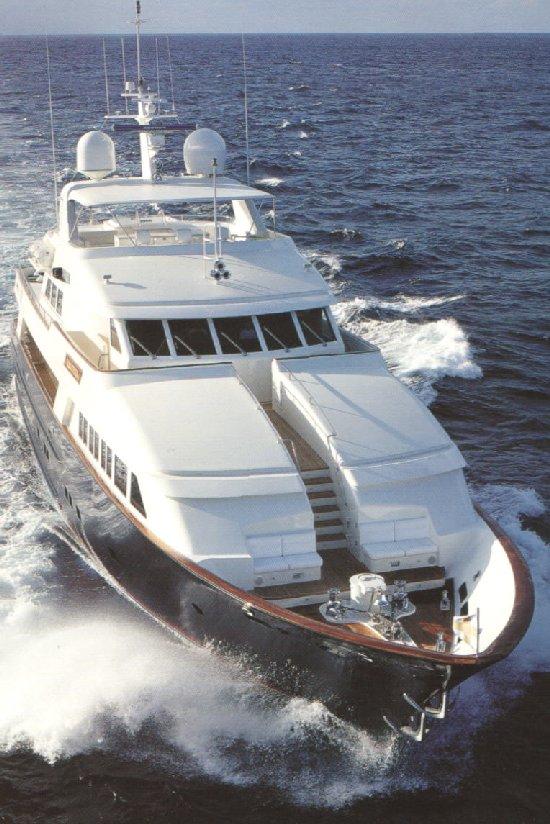 Palmer Johnson <strong>Rasa -ex Inevitable</strong> (Motor Yacht)