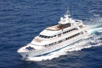 Palmer Johnson <strong>Ionian Princess</strong> (Motor Yacht)