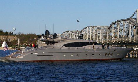 Palmer Johnson PJ 120 <strong>Izumi</strong> (Motor Yacht)