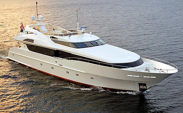 Palmer Johnson PJ 123 <strong>Muse</strong> (Motor Yacht)