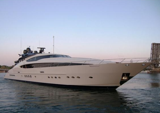 Palmer Johnson PJ 150 <strong>Oneness</strong> (Motor Yacht)