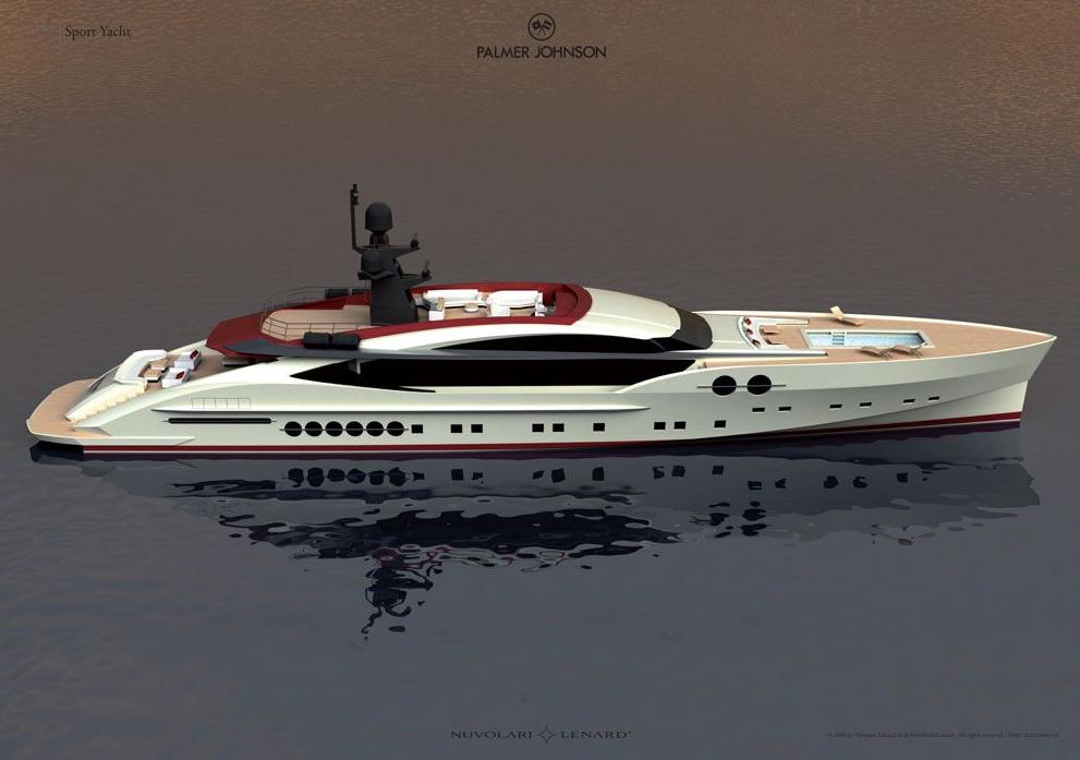 Palmer Johnson PJ 170 (Motor Yacht)