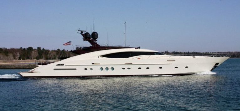 Palmer Johnson PJ 135 <strong>Plus Too</strong> (Motor Yacht)
