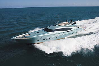 Palmer Johnson PJ 120 <strong>Vanquish</strong> (Motor Yacht)