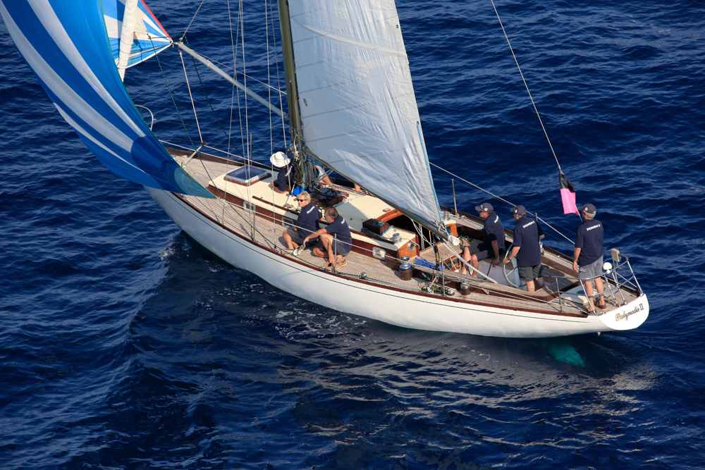 Sparkman & Stephens <strong>Palynodie II</strong> (Sailing Yacht)