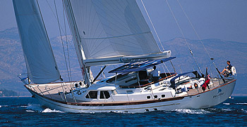 Pendennis <strong>Boo Too</strong> (Sailing Yacht)