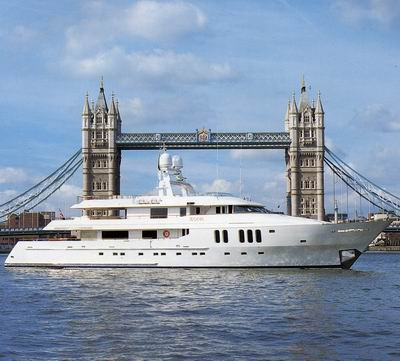 Pendennis <strong>Christine - ex Ilona</strong> (Motor Yacht)