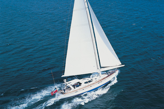 Pendennis <strong>Jaquelina</strong> (Sailing Yacht)