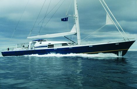 Pendennis <strong>MITseaAH</strong> (Motor Yacht / Sailing Yacht)