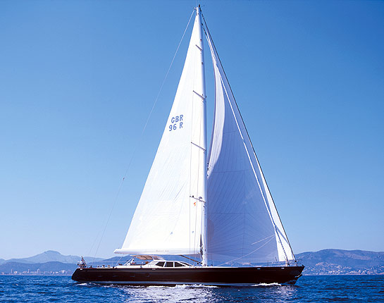 Pendennis 95 <strong>Margaret Ann</strong> (Sailing Yacht)