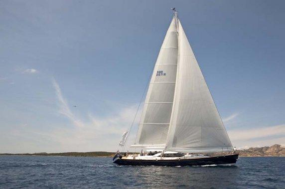 Pendennis <strong>Nostromo</strong> (Sailing Yacht)