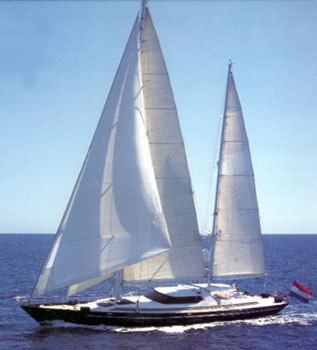 Pendennis <strong>Taramber</strong> (Sailing Yacht)