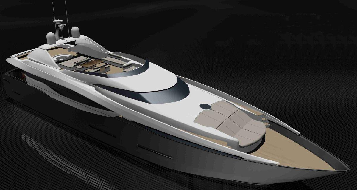 Peri Yachts 33 M (Motor Yacht)