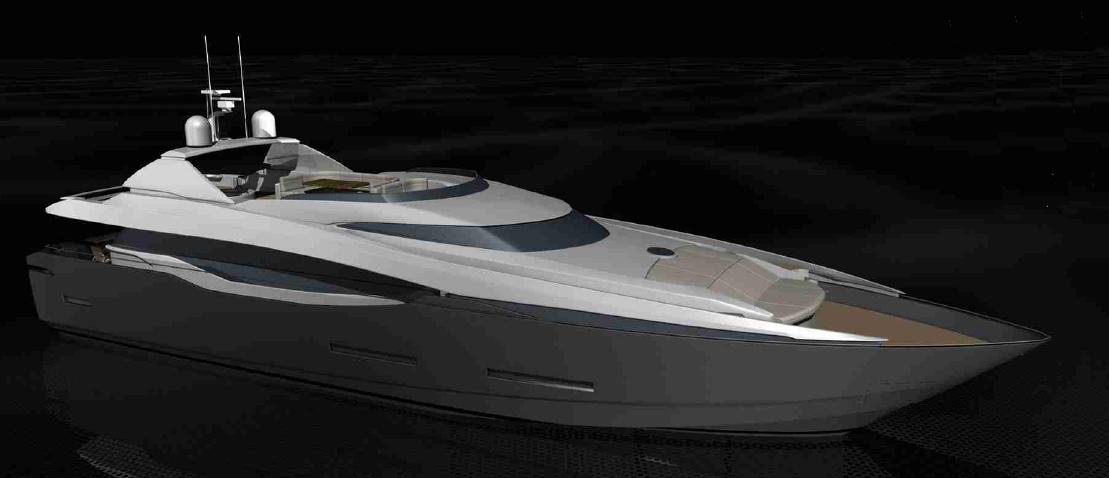Peri Yachts 36 M (Motor Yacht)