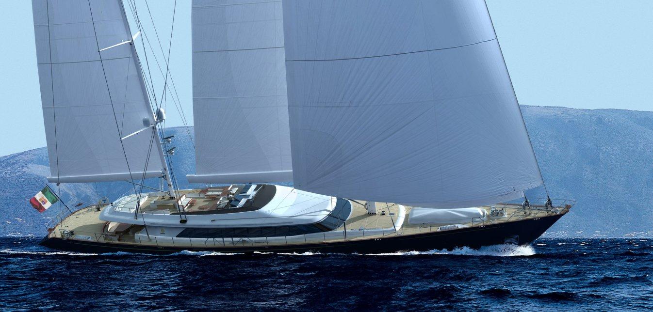 Perini Navi <strong>Enterprise</strong> (Sailing Yacht)