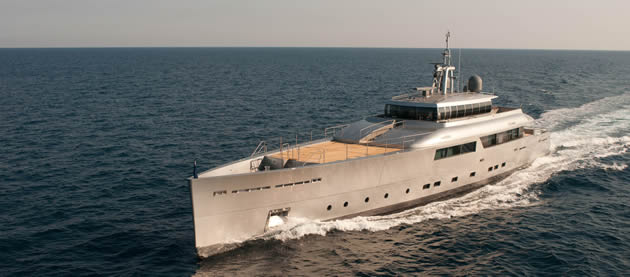 Picchiotti Vitruvius 50m <strong>Exuma</strong> (Motor Yacht)