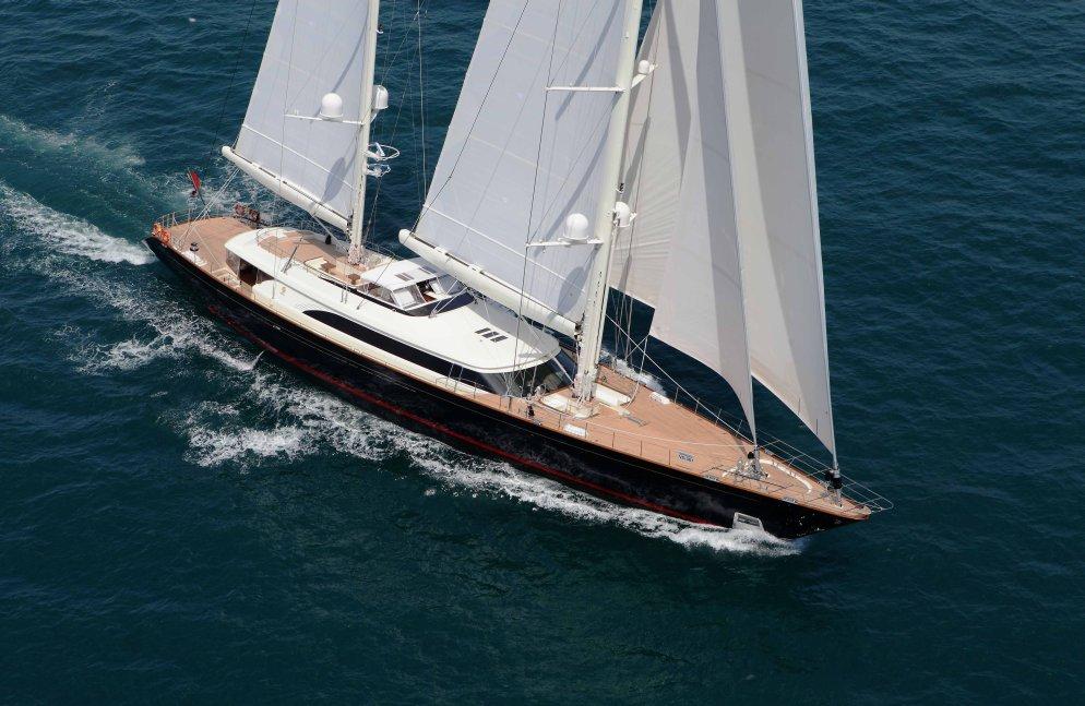 Perini Navi <strong>Fidelis</strong> (Sailing Yacht)