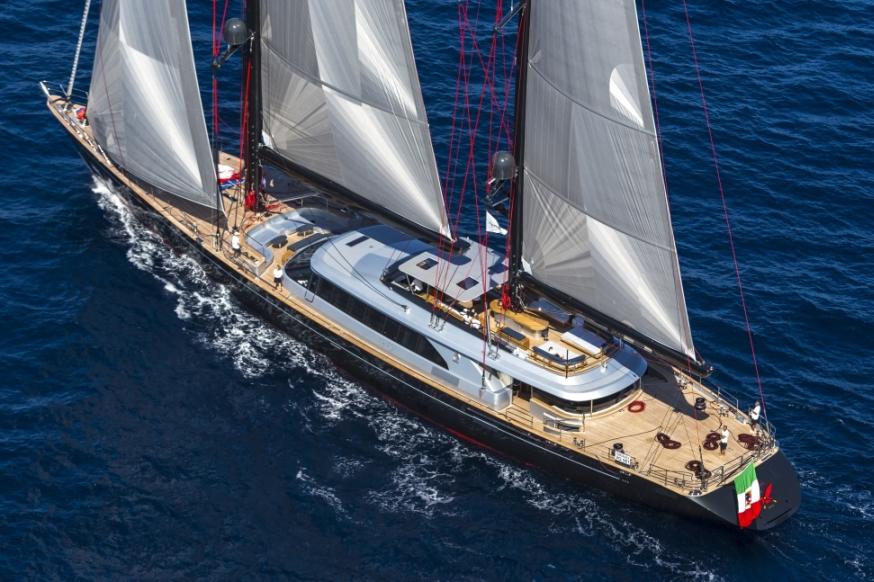 Perini Navi <strong>Seahawk</strong> (Sailing Yacht)