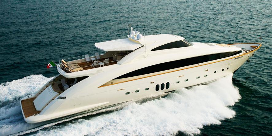 Gruppo Permare Amer 116 (Motor Yacht)