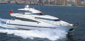 Gruppo Permare Amer 80 (Motor Yacht)
