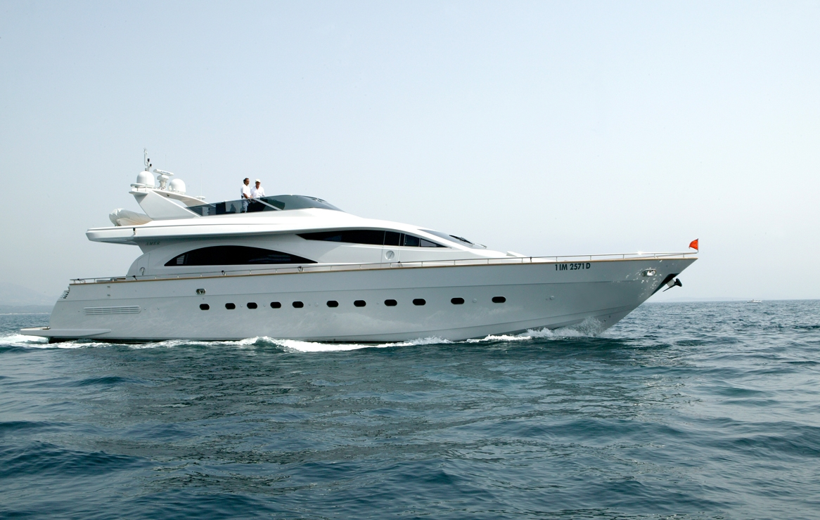 Gruppo Permare Amer 86 (Motor Yacht)