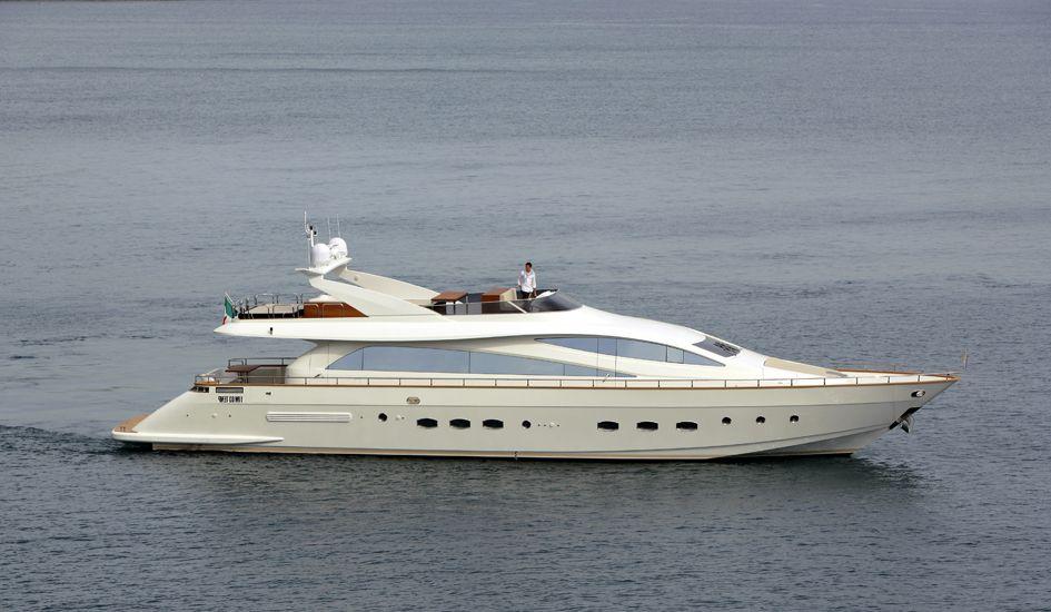 Gruppo Permare Amer 92 (Motor Yacht)